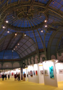 Art en Capitale, Grand Palais, Paris, 2014